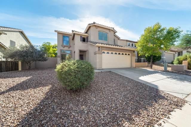 6455 W Eagle Talon Trail, Phoenix, AZ 85083 (MLS #6150880) :: Long Realty West Valley