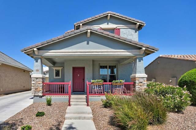 14884 W Voltaire Street, Surprise, AZ 85379 (MLS #6150962) :: REMAX Professionals