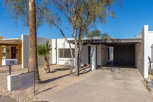 716 E Dobbins Road, Phoenix, AZ 85042 (MLS #6151193) :: Brett Tanner Home Selling Team