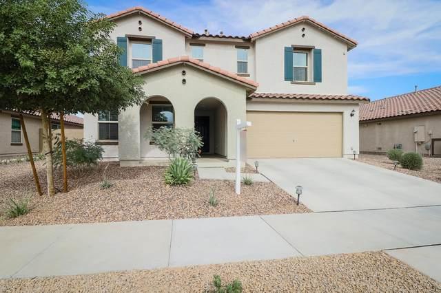 17178 W Straight Arrow Lane, Surprise, AZ 85387 (MLS #6151264) :: The Riddle Group