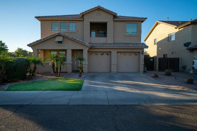 8803 W Toronto Way, Tolleson, AZ 85353 (MLS #6151296) :: Devor Real Estate Associates