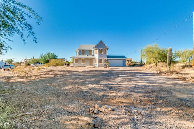 5039 E 10TH Avenue, Apache Junction, AZ 85119 (MLS #6151430) :: Brett Tanner Home Selling Team
