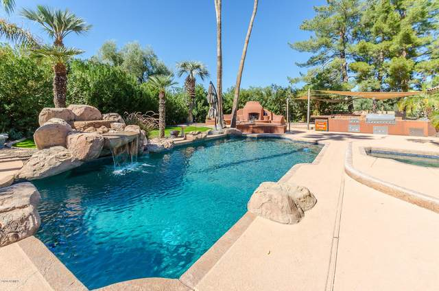 9802 N 83rd Place, Scottsdale, AZ 85258 (MLS #6151682) :: Budwig Team | Realty ONE Group