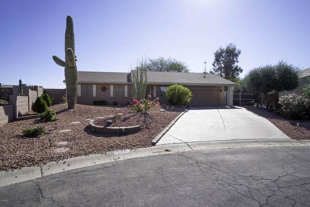 15671 S Coral Road S, Arizona City, AZ 85123 (MLS #6151771) :: The Riddle Group