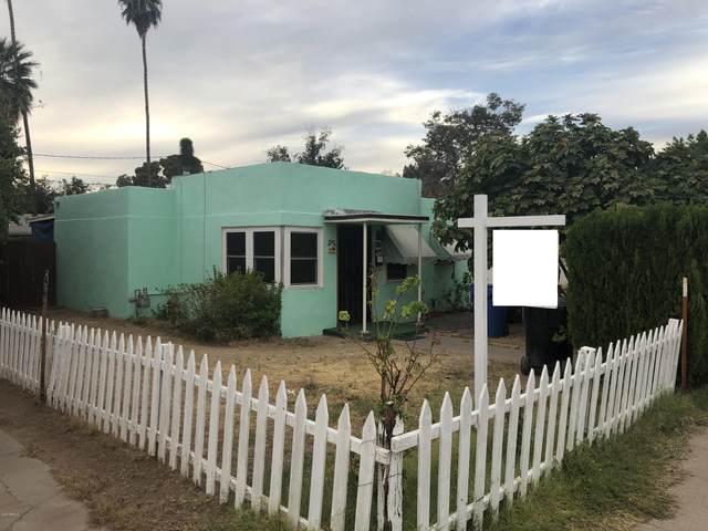 208 N Horne Street, Mesa, AZ 85203 (MLS #6151772) :: Devor Real Estate Associates