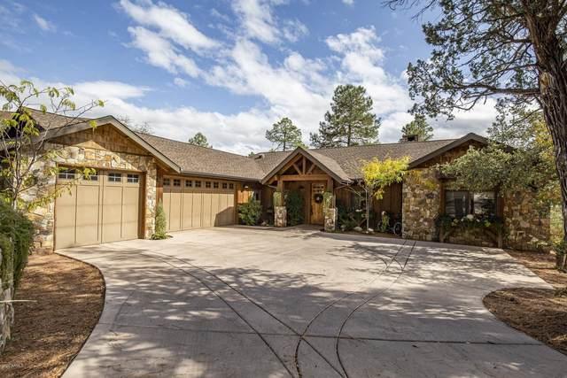 2909 E Chuparosa Circle, Payson, AZ 85541 (MLS #6151888) :: Keller Williams Realty Phoenix