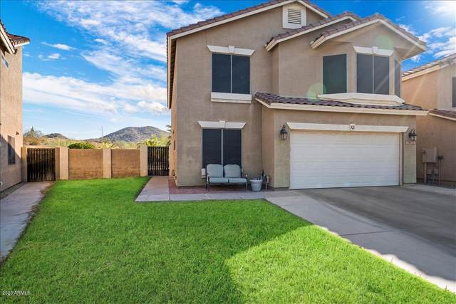 20831 N 10TH Street, Phoenix, AZ 85024 (MLS #6152026) :: Long Realty West Valley