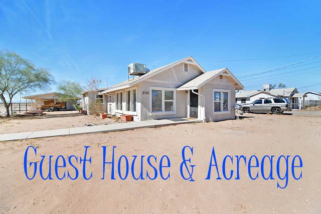 1581 N Houck Street, Casa Grande, AZ 85122 (MLS #6152118) :: Long Realty West Valley