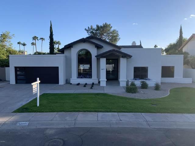 8671 E Cheryl Drive, Scottsdale, AZ 85258 (MLS #6152244) :: Brett Tanner Home Selling Team