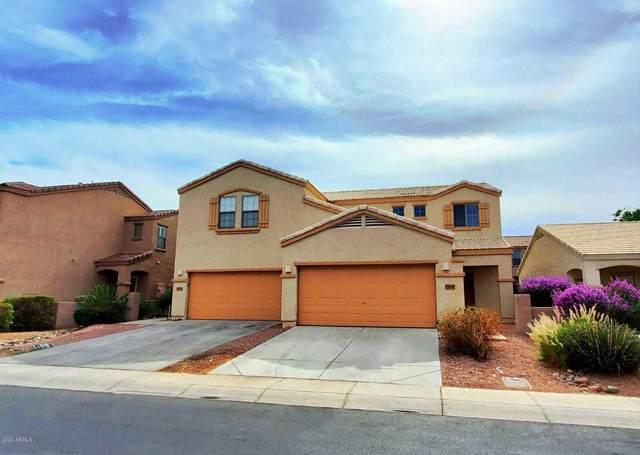 7039 W Mcmahon Way, Peoria, AZ 85345 (MLS #6152369) :: The W Group