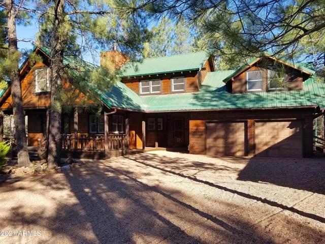 2569 S Wapiti Lane, Pinetop, AZ 85935 (MLS #6152417) :: Conway Real Estate