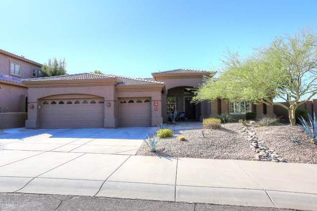 10835 E Acacia Drive, Scottsdale, AZ 85255 (MLS #6152499) :: The Riddle Group
