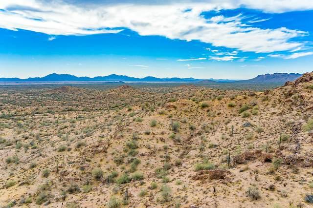 0 W Butte Creek Boulevard, Queen Creek, AZ 85142 (#6152597) :: Long Realty Company