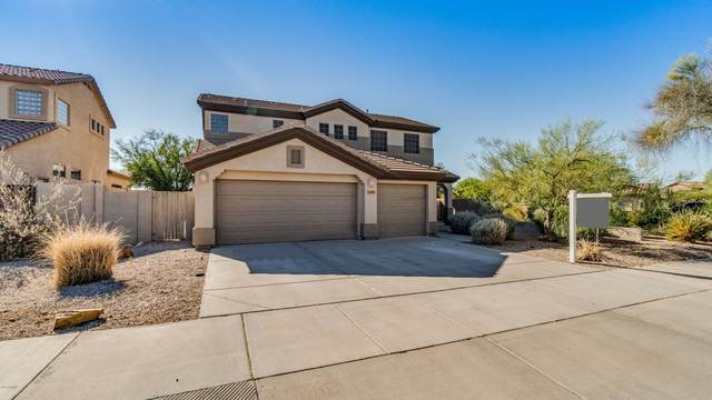 17467 W Rock Ledge Road, Goodyear, AZ 85338 (MLS #6152653) :: My Home Group