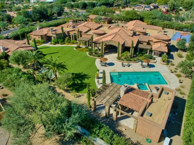8923 N Martingale Road, Paradise Valley, AZ 85253 (MLS #6152676) :: BVO Luxury Group