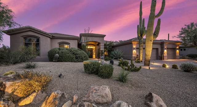 7383 E Quail Track Road, Scottsdale, AZ 85266 (MLS #6152774) :: Arizona Home Group