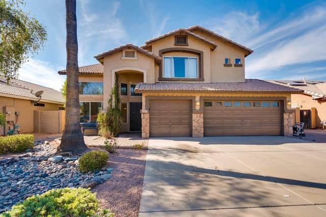 12110 N 85TH Avenue, Peoria, AZ 85345 (MLS #6152807) :: The Riddle Group