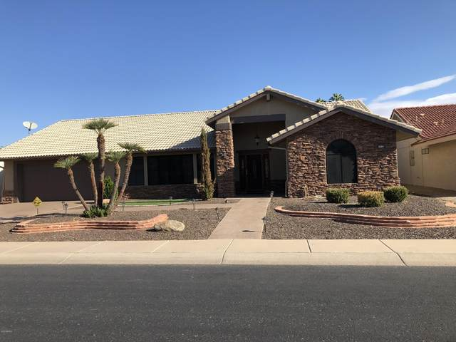14134 W Pennystone Drive, Sun City West, AZ 85375 (MLS #6152828) :: Dijkstra & Co.