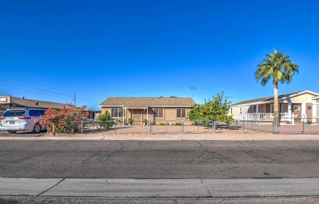 848 N Main Drive, Apache Junction, AZ 85120 (MLS #6152853) :: The Riddle Group