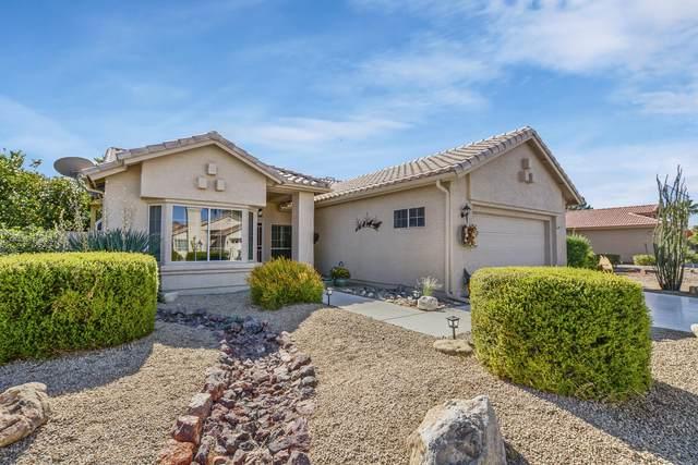 10629 E Halley Drive, Sun Lakes, AZ 85248 (MLS #6153107) :: Dijkstra & Co.