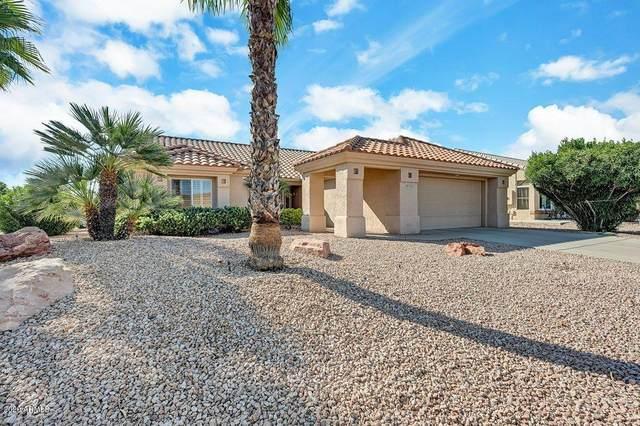 14007 W Black Gold Lane, Sun City West, AZ 85375 (MLS #6153183) :: Brett Tanner Home Selling Team