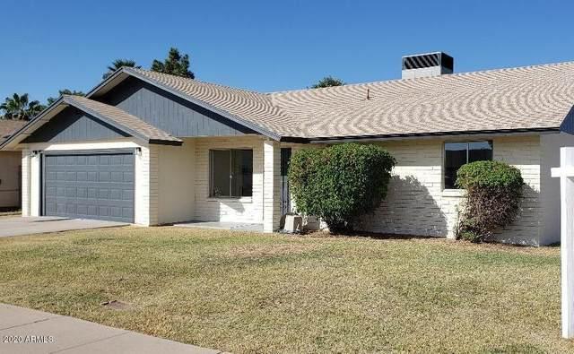2742 E Irwin Avenue, Mesa, AZ 85204 (MLS #6153327) :: Midland Real Estate Alliance