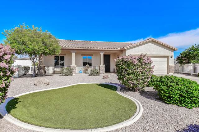 2101 S Meridian Road #160, Apache Junction, AZ 85120 (MLS #6153370) :: The Riddle Group