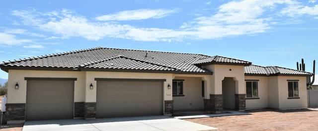 101XX W Camino De Oro, Peoria, AZ 85383 (MLS #6153449) :: Devor Real Estate Associates