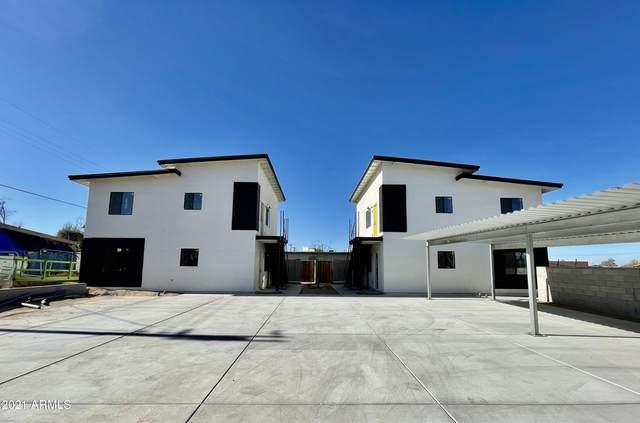 813 E Siesta Drive, Phoenix, AZ 85042 (MLS #6153515) :: Maison DeBlanc Real Estate
