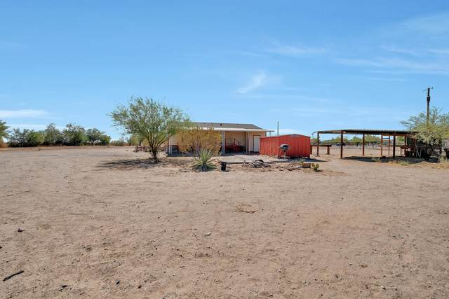 51988 W Flamingo Avenue, Maricopa, AZ 85139 (MLS #6153567) :: Lucido Agency