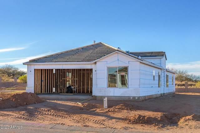 1689 S Mystery Canyon Drive Lot 33, Benson, AZ 85602 (MLS #6153762) :: Yost Realty Group at RE/MAX Casa Grande