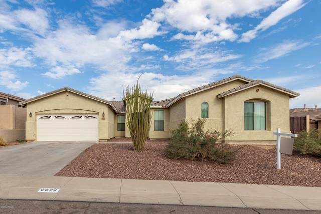 6628 W Eagle Talon Trail, Phoenix, AZ 85083 (MLS #6153939) :: Homehelper Consultants