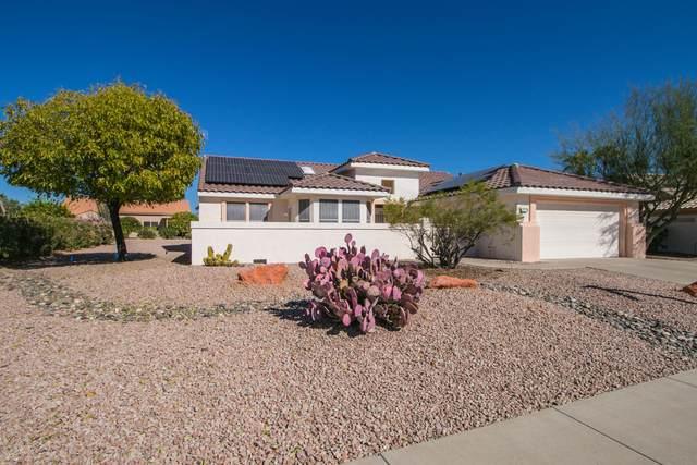 14010 W Via Tercero Drive, Sun City West, AZ 85375 (MLS #6154088) :: Brett Tanner Home Selling Team
