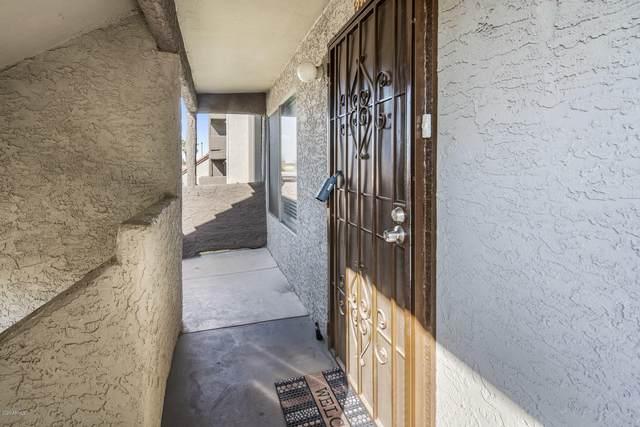 1645 W Baseline Road #2204, Mesa, AZ 85202 (MLS #6154219) :: Brett Tanner Home Selling Team