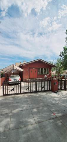1001 N 11TH Street, Phoenix, AZ 85006 (MLS #6154306) :: Yost Realty Group at RE/MAX Casa Grande