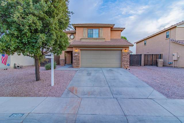 2605 W Half Moon Circle, Queen Creek, AZ 85142 (MLS #6154393) :: Lucido Agency