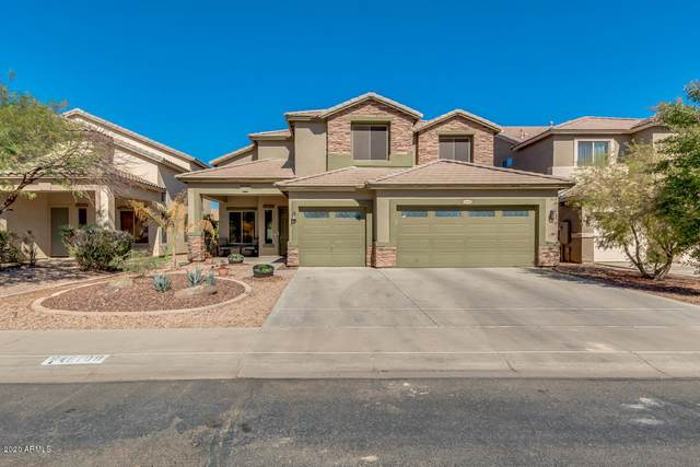 46108 W Sky Lane, Maricopa, AZ 85139 (MLS #6154463) :: Brett Tanner Home Selling Team
