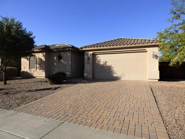 10830 E Quintana Avenue, Mesa, AZ 85212 (MLS #6154639) :: The Daniel Montez Real Estate Group