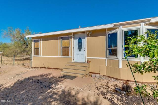 2475 S Oak Road, Maricopa, AZ 85139 (MLS #6154697) :: Long Realty West Valley