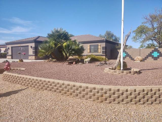 22580 W Weaver Valley Drive, Congress, AZ 85332 (MLS #6154784) :: Nate Martinez Team