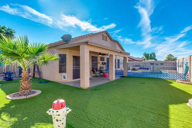 11504 E Decatur Street, Mesa, AZ 85207 (MLS #6154818) :: The Daniel Montez Real Estate Group