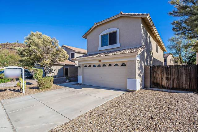 23221 N 22ND Place, Phoenix, AZ 85024 (MLS #6154828) :: Power Realty Group Model Home Center