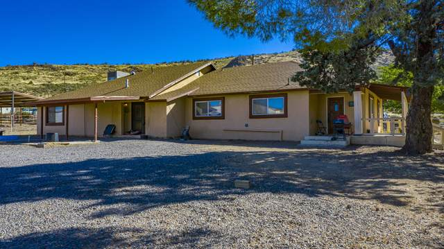 22153 S Highway 89 Road, Yarnell, AZ 85362 (MLS #6155042) :: Yost Realty Group at RE/MAX Casa Grande
