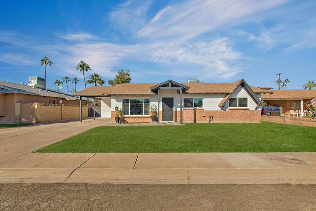 8512 E Roanoke Avenue, Scottsdale, AZ 85257 (MLS #6155093) :: BVO Luxury Group