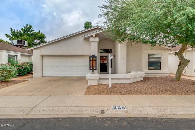 506 W Fellars Drive, Phoenix, AZ 85023 (MLS #6155444) :: BVO Luxury Group