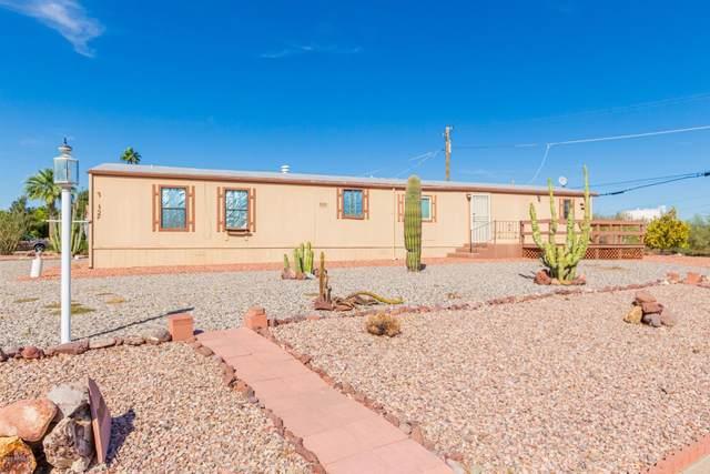 33425 N 224TH Avenue, Wittmann, AZ 85361 (MLS #6155513) :: Walters Realty Group
