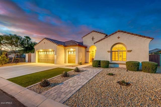 16672 W Cambridge Avenue, Goodyear, AZ 85395 (MLS #6155587) :: Brett Tanner Home Selling Team