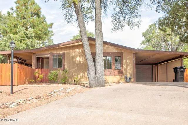 1006 W Chatham Drive, Payson, AZ 85541 (MLS #6155714) :: My Home Group