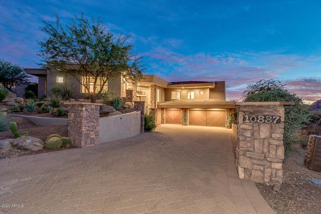 10887 E Mark Lane, Scottsdale, AZ 85262 (MLS #6155755) :: TIBBS Realty