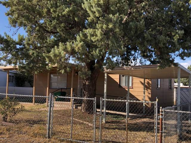121 E Apache Street, Huachuca City, AZ 85616 (MLS #6155858) :: Lifestyle Partners Team